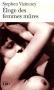 """Couverture du livre : """"Éloge des femmes mûres"""""""