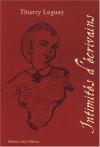 """Couverture du livre : """"Intimités d'écrivains"""""""