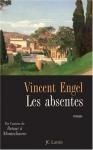 """Couverture du livre : """"Les absentes"""""""