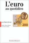 """Couverture du livre : """"L'euro au quotidien"""""""