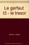 """Couverture du livre : """"Le trésor"""""""