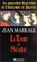 """Couverture du livre : """"La tour de Nesle"""""""