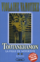 """Couverture du livre : """"La fille de Néfertiti"""""""