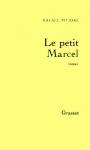 """Couverture du livre : """"Le petit Marcel"""""""