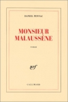 """Couverture du livre : """"Monsieur Malaussène"""""""