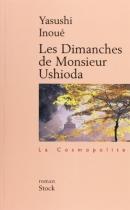 """Couverture du livre : """"Les dimanches de monsieur Ushioda"""""""