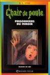 """Couverture du livre : """"Prisonniers du miroir"""""""