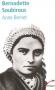 """Couverture du livre : """"Bernadette Soubirous"""""""