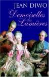 """Couverture du livre : """"Demoiselles des Lumières"""""""