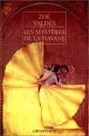 """Couverture du livre : """"Les mystères de La Havane"""""""
