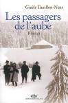 """Couverture du livre : """"Les passagers de l'aube"""""""