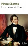 """Couverture du livre : """"Le requiem de Franz"""""""