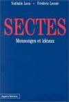 """Couverture du livre : """"Sectes"""""""