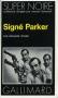 """Couverture du livre : """"Signé Parker"""""""