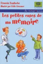 """Couverture du livre : """"Les petites cases de ma mémoire"""""""