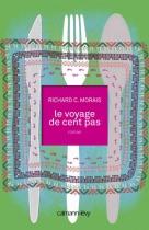 """Couverture du livre : """"Le voyage de cent pas"""""""