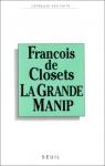 """Couverture du livre : """"La Grande Manip"""""""
