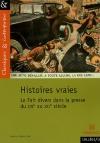 """Couverture du livre : """"Histoires vraies"""""""