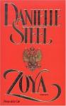 "Couverture du livre : ""Zoya"""