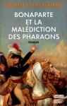"""Couverture du livre : """"Bonaparte et la malédiction des pharaons"""""""