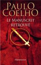 """Couverture du livre : """"Le manuscrit retrouvé"""""""
