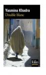 """Couverture du livre : """"Double blanc"""""""