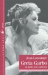 "Couverture du livre : ""Greta Garbo"""