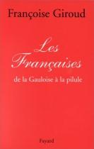 """Couverture du livre : """"Les Françaises"""""""