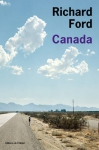 """Couverture du livre : """"Canada"""""""