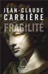 """Couverture du livre : """"Fragilité"""""""