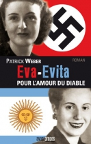 "Couverture du livre : ""Eva-Evita"""