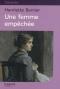 """Couverture du livre : """"Une femme empêchée"""""""