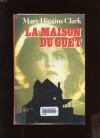 """Couverture du livre : """"La maison du guet"""""""