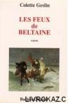 """Couverture du livre : """"Les feux de Beltaine"""""""