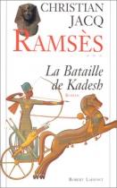 """Couverture du livre : """"La bataille de Kadesh"""""""