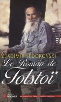 """Couverture du livre : """"Le roman de Tolstoï"""""""