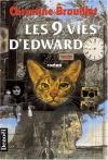 """Couverture du livre : """"Les neuf vies d'Edward"""""""