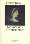 """Couverture du livre : """"Mémoires d'Agrippine"""""""