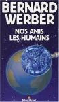 """Couverture du livre : """"Nos amis les humains"""""""