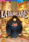 """Couverture du livre : """"La bibliothécaire"""""""