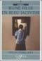 """Couverture du livre : """"Jeune fille en bleu jacinthe"""""""
