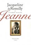 """Couverture du livre : """"Jeanne"""""""