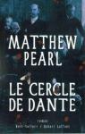 """Couverture du livre : """"Le cercle de Dante"""""""