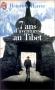 """Couverture du livre : """"Sept ans au Tibet"""""""