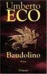 """Couverture du livre : """"Baudolino"""""""