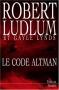 """Couverture du livre : """"Le code Altman"""""""