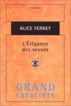 """Couverture du livre : """"L'élégance des veuves"""""""
