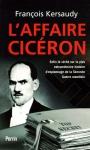 """Couverture du livre : """"L'affaire Cicéron"""""""
