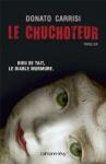 """Couverture du livre : """"Le chuchoteur"""""""
