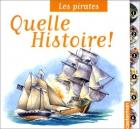 """Couverture du livre : """"Les pirates"""""""